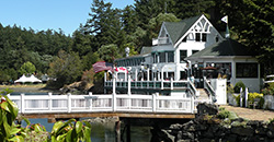 Roche Harbor Resort, San Juan Island, Washington